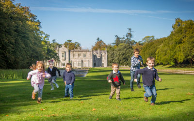 Family portraits @ Killruddery